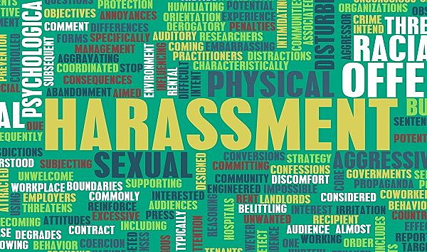 41189615 - harassment in its many forms and types