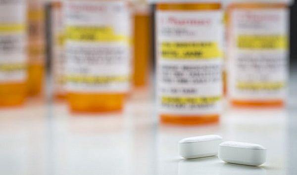 Prescription Drug bottles